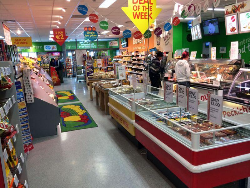 Ballylongford Spar Supermarket Better Built By Ned O