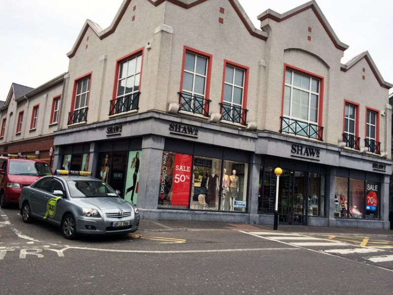 Shaws Tralee Retail Built By Kerry Builder Ned O Shea