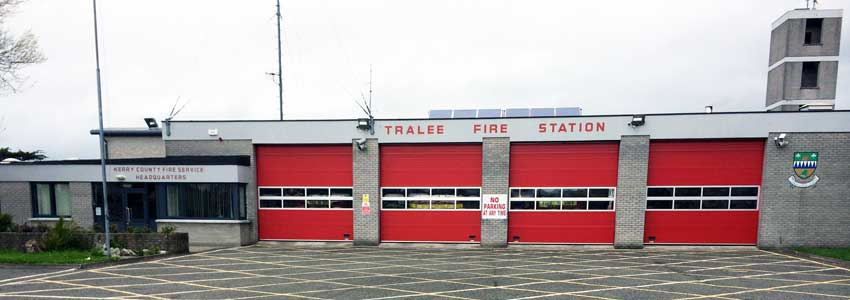 Tralee Fire Station